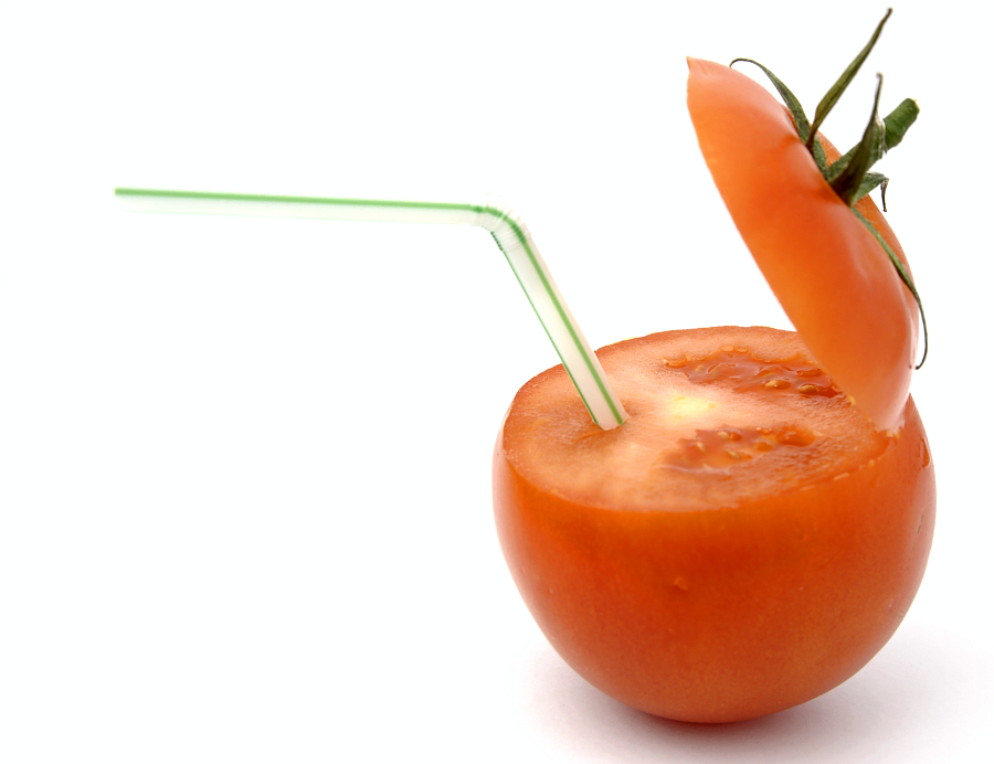 Les tomates sont riches en lycopène