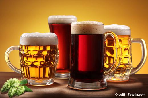 Les vertus de la bière