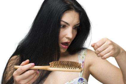 chute cheveux chez la femme