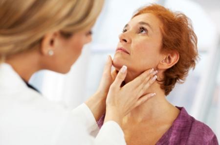 thyroïde déficiente