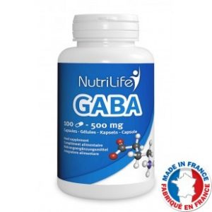 gaba nycturie