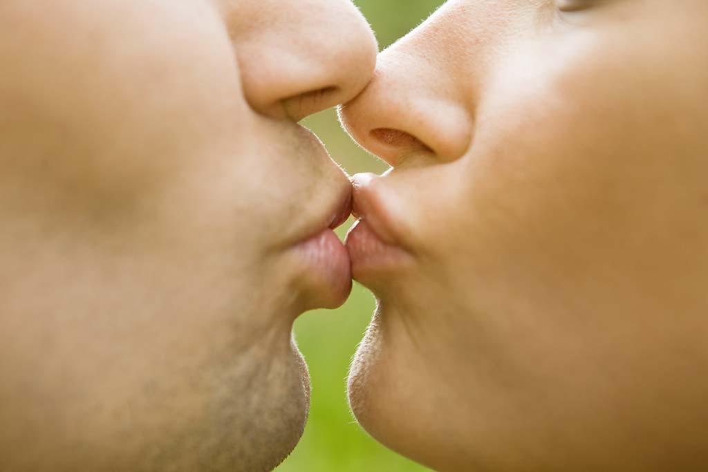 baiser-mononucléose