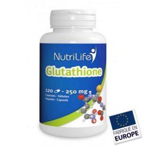 glutathione radicaux libre