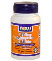 Acidophilus et Bifidus 8 milliards