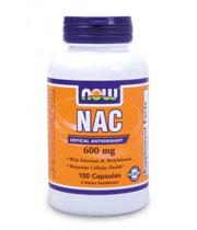 N-acétylcystéine (NAC)