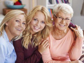 Les passages décennies par décennies chez la femme